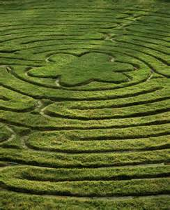 Labyrinth Properties and the Creative Journey